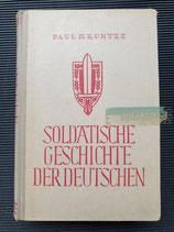 """Buch - """"Soldatische Geschichte der Deutschen"""""""