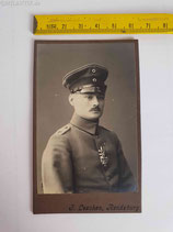 Portrait CDV - Rendsburg