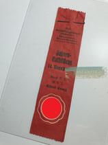 Treffabzeichen - Fahnenenthüllung Attnang Puchheim