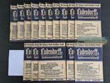 "Heft - 15x ""Ludendorffs Halbmonatsschrift"" Jahrgang 1939"