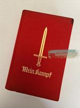 Buch - Mein Kampf Beamtenausgabe zum 50. Geburtstag