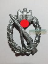 """Infanterie Sturmabzeichen - Silber """"nachgelötet?"""""""