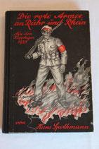 Buch - Die rote Armee an Ruhr und Rhein
