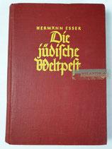Buch - Die jüdische Weltpest