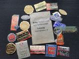 Werbung - Sammlung Siegelmarken & Etiketten 1933-1940