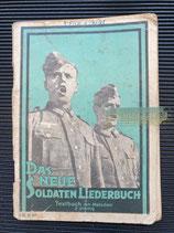 Liederbuch - Das neue Soldaten Liederbuch