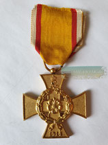Kriegsverdienstkreuz 2. Klasse Lippe-Detmold für Kämpfer