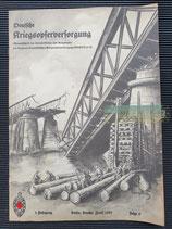 Heft - Deutsche Kriegsopferversorgung 1935 Folge 9