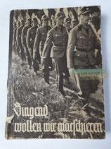 Liederbuch - Singend wollen wir marschieren