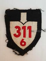 RAD Abteilung 6/311 - XXXI Oberrhein