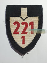 RAD Abteilung 1/221 - XXII Hessen-Nord