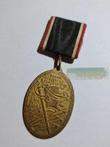 Kyffhäuserbund - Medaille 1914/18 Einzelspange