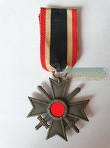 Kriegsverdienstkreuz mit Schwerter 2. Klasse - ohne Herstellermarkierung