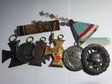 Ordensnachlass - 1./2. Weltkrieg mit Polizei Dienstauszeichnung 25 Jahre