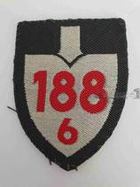RAD Abteilung 6/188 - XVIII Niedersachsen-Ost
