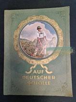 Sammelbilderalbum - Auf deutscher Scholle