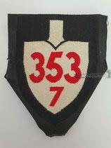 RAD Abteilung 7/353 - XXXV Wien-Niederdonau