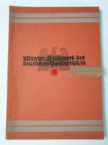 Jahrbuch - WHW 1933/34