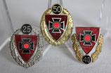 3er Set NS Reichskriegerbund