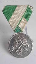 Medaille - Fahnenweihe Krieger- u. Veteranenverein