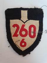 RAD Abteilung 6/260 - Altkloster XVI Württemberg