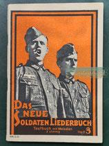 Liederbuch - Das neue Soldaten Liederbuch Heft 3
