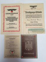 Dokumentengruppe - Reichsberufswettkampf