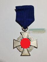 Treuedienst Ehrenzeichen - Einzelspange 25 Jahre