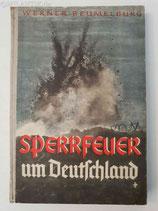 Buch - Sperrfeuer um Deutschland