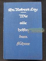 Buch - Wir alle helfen dem Führer