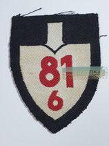 RAD Abteilung 6/81 - Döllensradung VIII Brandenburg-Ost