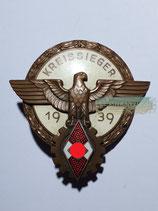 HJ - Kreissiegerabzeichen 1939
