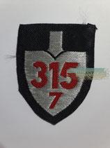 RAD Abteilung 7/315 - Buhlert XXXI Oberrhein