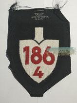 RAD Abteilung 4/186 - XVIII Niedersachsen-Ost