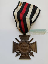 Ehrenkreuz für Frontkämpfer - R.V. 24 Pforzheim