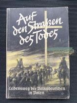 """Buch - """"Auf den Straßen des Todes"""""""