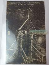 Feldpostkarte - Kriegerfriedhof