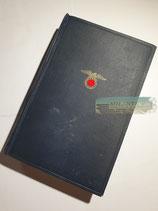 Buch - Mein Kampf Volksausgabe 1935 - leichte Mängel