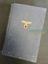 """VERKAUFT!!! Buch - Mein Kampf Volksausgabe 1943 """"Mängelexemplar"""" (2)"""