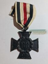 Ehrenkreuz für Hinterbliebene - 12 R.V. Pforzheim