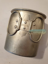 Labeflasche /Feldflasche - Trinkbecher Wehrmacht HWSD 36