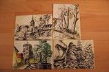 Postkarten - Fichtelgebirge Erich Pöllmann