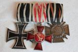 3er Spange - Hanseatenkreuz