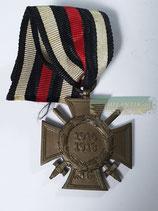Ehrenkreuz für Frontkämpfer - G18