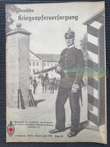 Heft - Deutsche Kriegsopferversorgung 1935 Folge 10