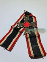 Kriegsverdienstkreuz ohne Schwerter 2. Klasse - langes Band