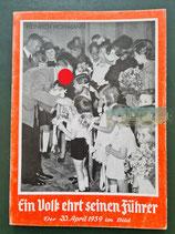 """Buch - """"Ein Volk ehrt seinen Führer"""" (2)"""