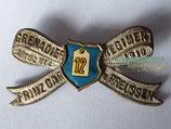 Abzeichen - Grenadierregiment Prinz Carl von Preussen