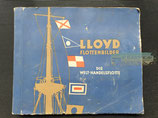 Sammelbilderalbum - Lloyd Flottenbilder