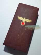 Etui - Medaille 1. Oktober 1938